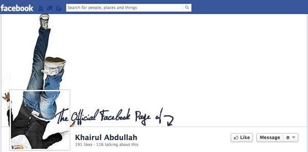 Kreatives Design fuer Facebook-Seite 11