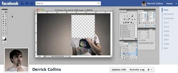 Kreatives Design fuer Facebook-Seite 12