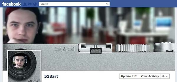 Kreatives Design fuer Facebook-Seite 13