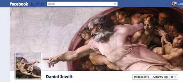 Kreatives Design fuer Facebook-Seite 14