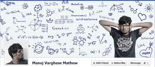 Kreatives Design fuer Facebook-Seite 24