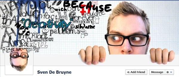 Kreatives Design fuer Facebook-Seite 31