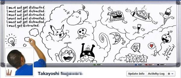 Kreatives Design fuer Facebook-Seite 32
