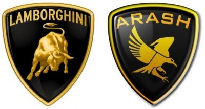 Lamborghini (Italien) und Arash (UK)