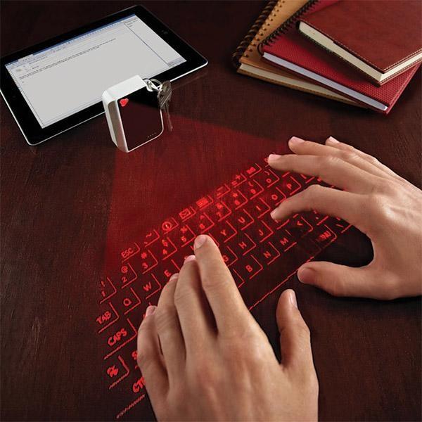 Laser-Tastatur
