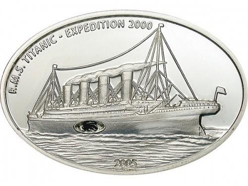 Liberia 2005 10 Dollar