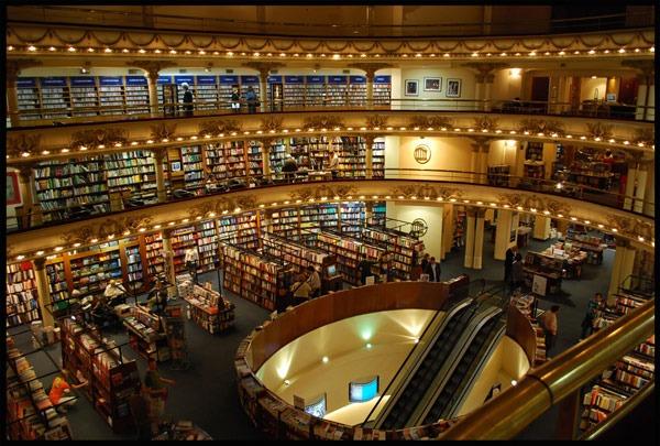 Libreria A El Ateneo Grand Splendid
