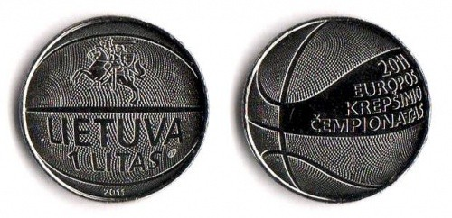 Litauen 1 Litas