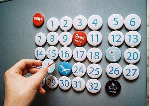 Magnetische Kalender 2