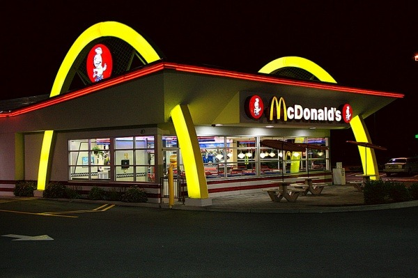 McDonalds Feyrhevene