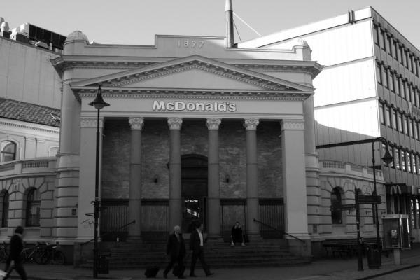 McDonalds Kristiansaane