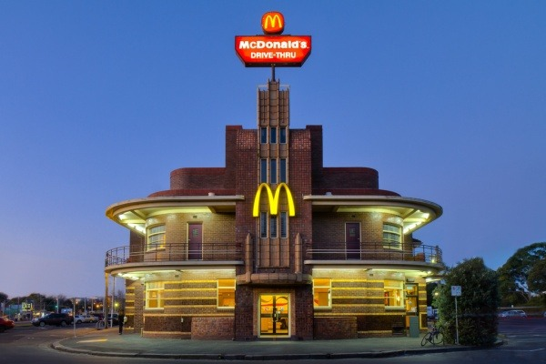 McDonalds in Clifton Hill