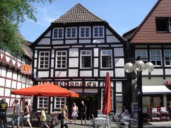 McDonalds in Hameln