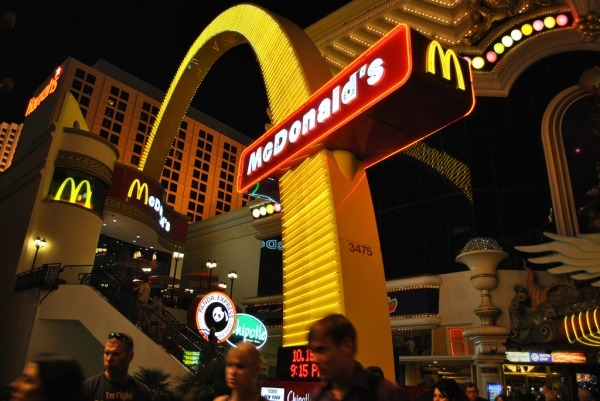 McDonalds in Las Vegas