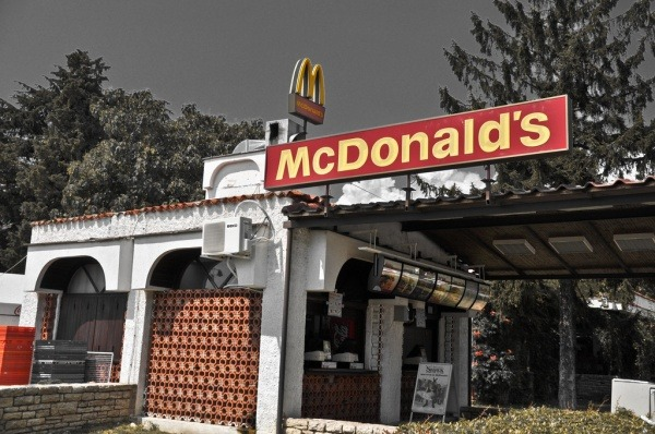 McDonalds in Ohrid