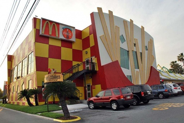 McDonalds in Orlando