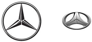 Mercedes (Deutschland) und BAW (China)