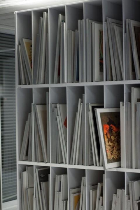 Moderne Bibliothek in Stuttgart 01