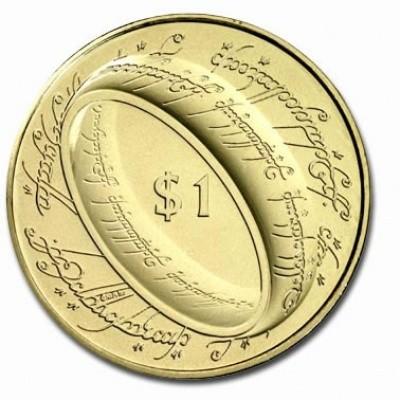 Neuseeland 1 Dollar