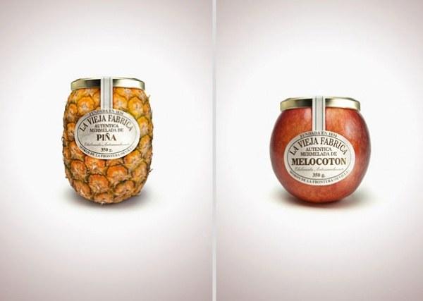 Obstformen entsprechen dem Marmelade-Geschmack 1
