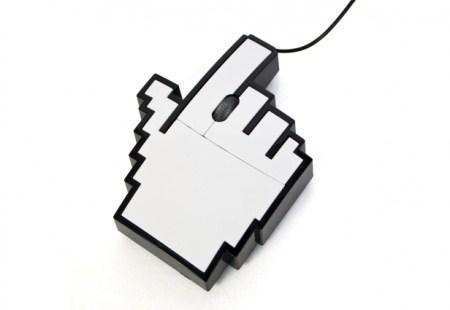 Pixel-Computer-Maus