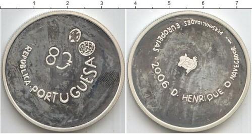 Portugal, 2006, 8 Euro