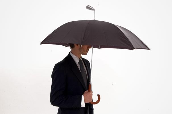 Regenschirm Golfclub