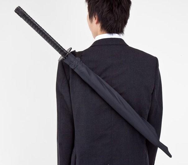 Regenschirm -Schwert 2