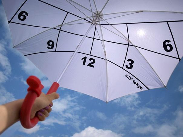 Regenschirm Uhren 1