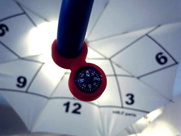 Regenschirm Uhren 2