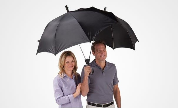 Regenschirm fuer Zwei