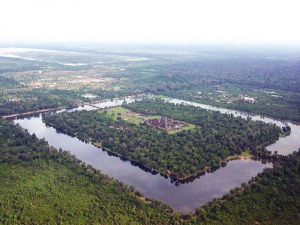 Schloss Angkor Wat