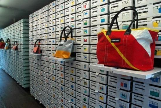 Shop aus den Containern 2