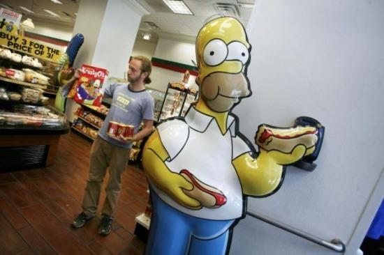 Simpson Shop 1