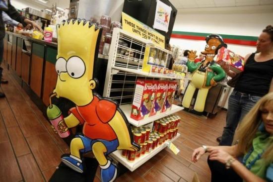 Simpson Shop 2
