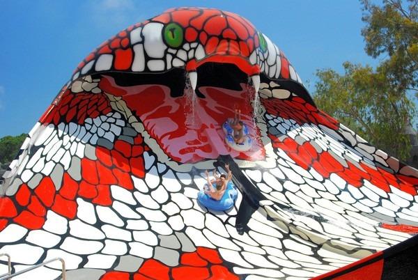 Snake Erlebnisbad