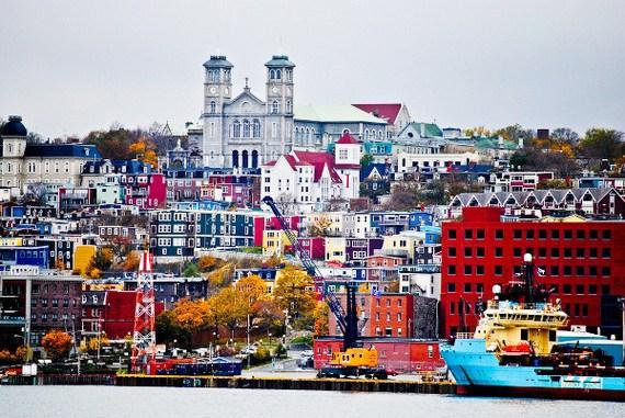 St. John Kanada