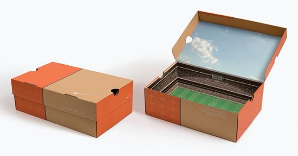 Stadion-Box von Nike