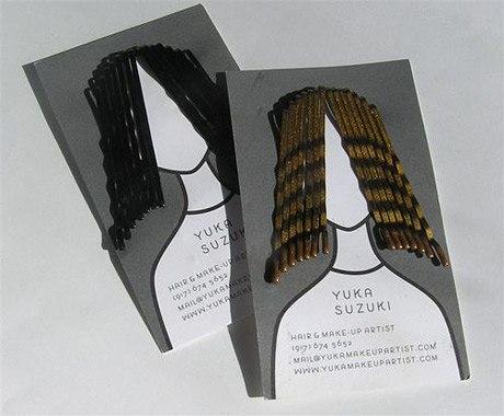Stilist Nuetzliche Visitenkarte