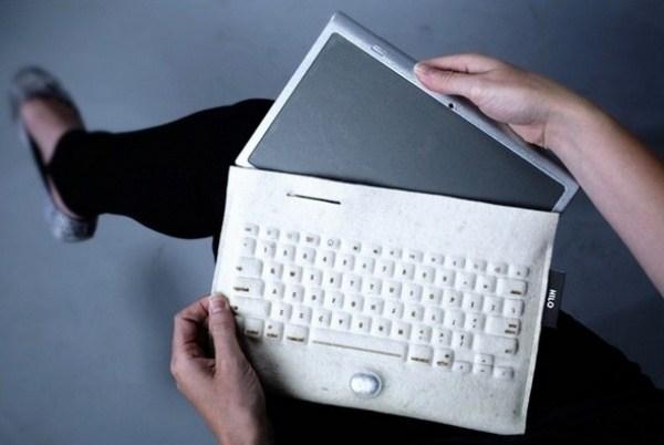 Stoffbezug-Tastatur HiLo Tablette 1