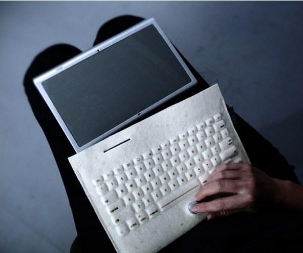 Stoffbezug-Tastatur HiLo Tablette