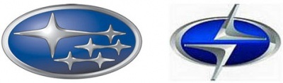 Subaru (Japan) und Jiangnan (China)