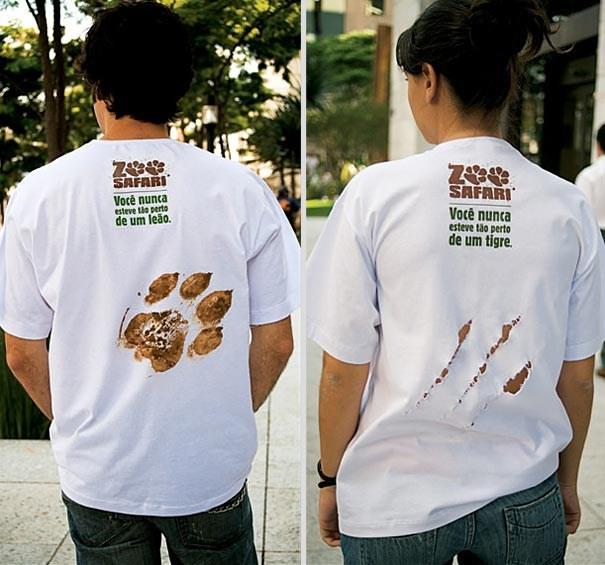 T-Shirt fuer den Zoobesucher