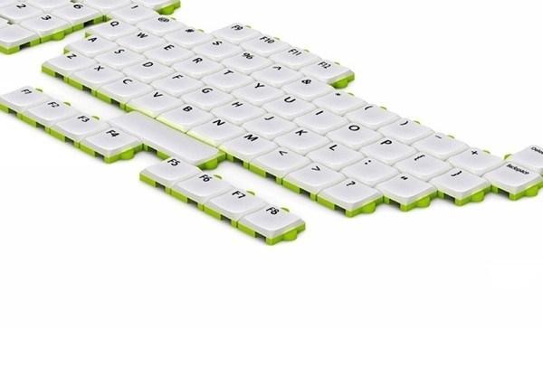 Tastatur Puzzle