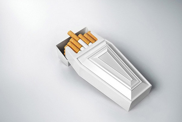 Tuete gegen das Rauchen