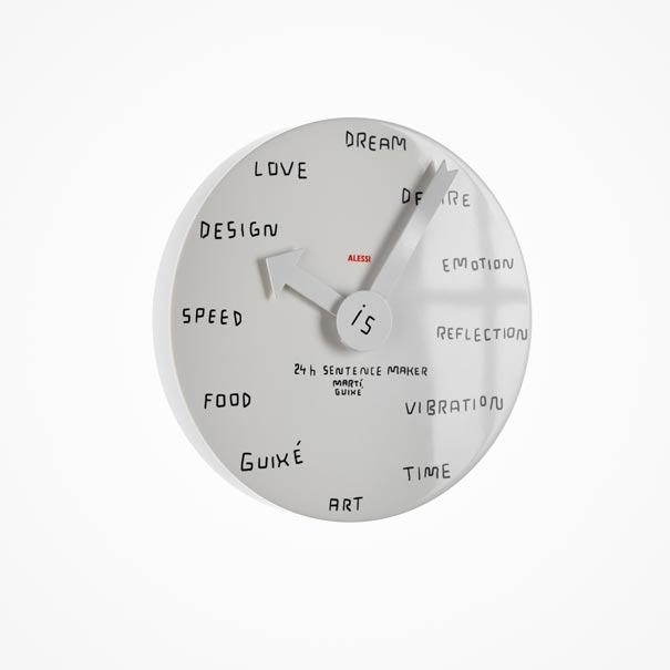 Uhr Bilde einen Satz