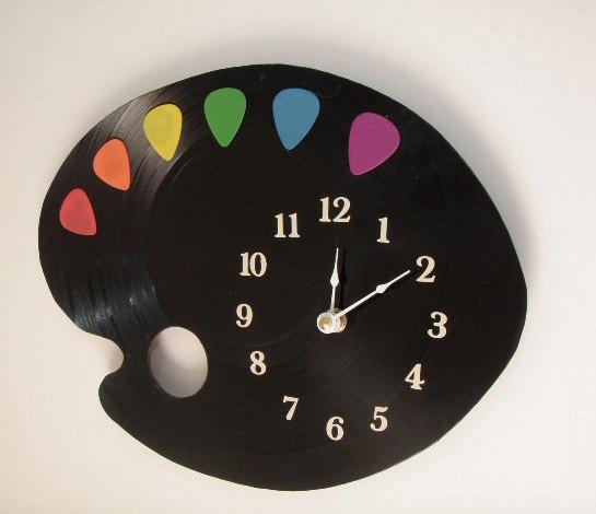 Uhr Palette