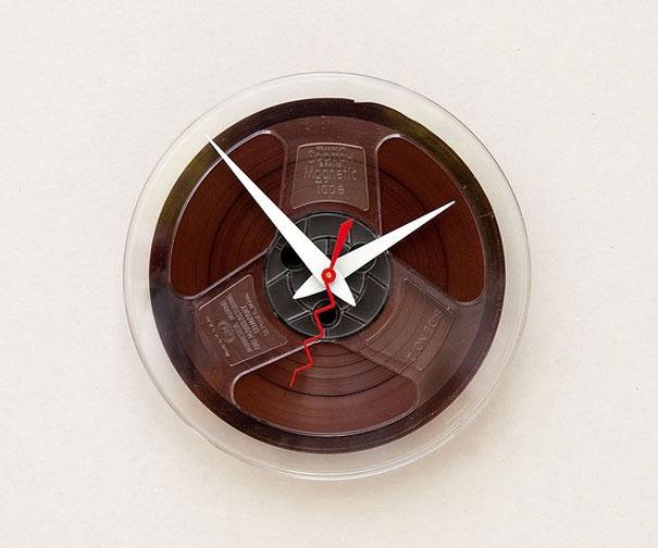 Uhren als Tonband