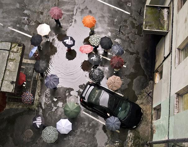 Umbrella Nein dem Regen 1