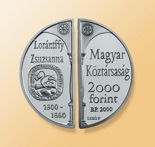 Ungarn, 2000 HUF